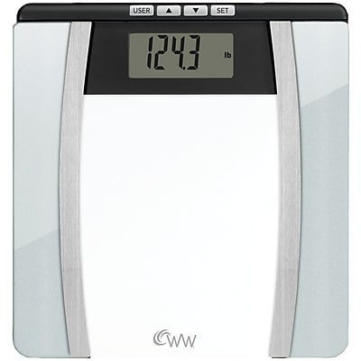 Conair CNRWW701Y Weight Watchers Body Analysis Scale