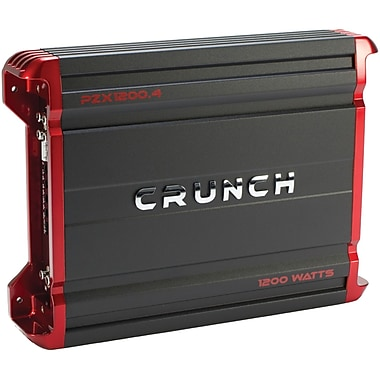 Crunch Powerzone 4-channel Class AB Amp (1,200 Watts)