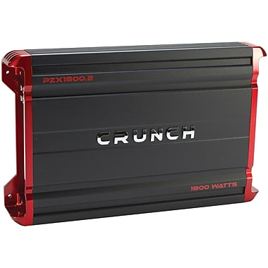 Crunch Powerzone 2-channel Class AB Amp (1,800 Watts)