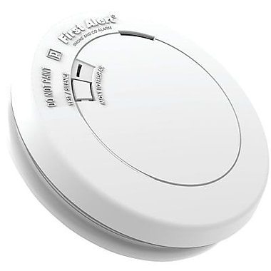 First Alert 10-year Sealed-battery Photoelectric Smoke & Carbon Monoxide Alarm