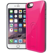 "iLuv iPhone 6 Plus 5.5"" Selfy Dual Layer Case With Bluetooth Remote Shutter (pink)"