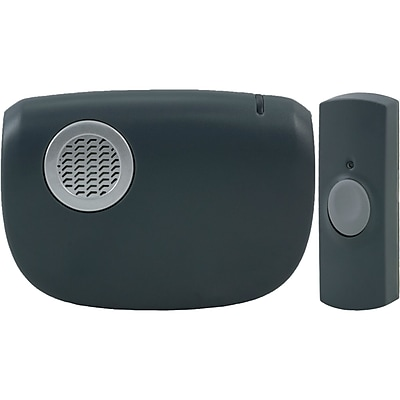 GE Portable Door Chime With Door Bell Button