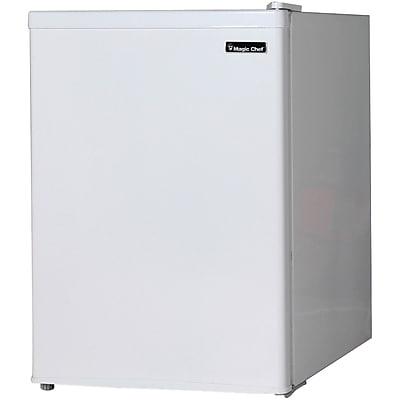 MAGIC 2.4cu-ft Refrigerator (MCPMCBR240W1)