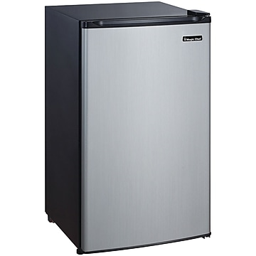 Magic Chef 3.5 Cubic-ft. Refrigerator (stainless Look)