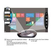Verbatim Wireless Multi-trac Blue LED Mouse (dragon)