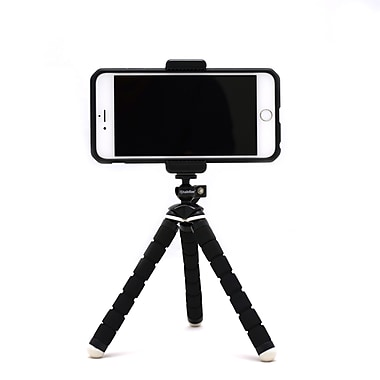 iStabilizer SmartFlex Flexible Leg Tripod for Smartphones/iPhones, Black