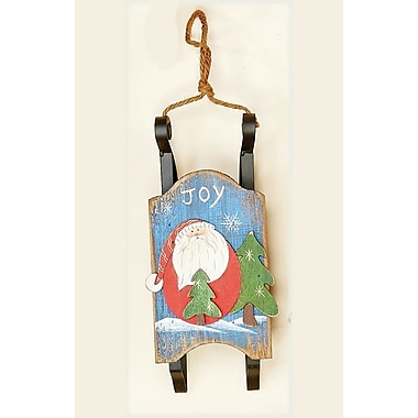 Worth Imports Sled w/ Runners Shaped Ornament