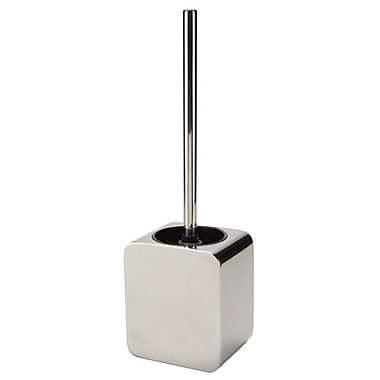 Gedy by Nameeks Polaris Free Standing Toilet Brush and Holder