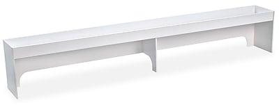 TrippNT Hood Shelf; 8'' H x 48'' W x 5'' D
