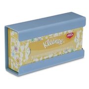 TrippNT Kleenex Small Box Holder; Peekaboo Blue