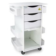 TrippNT MRI Dx Core Cart; Red