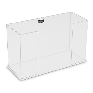 TrippNT Paper Counter Top Towel Holder; Clear