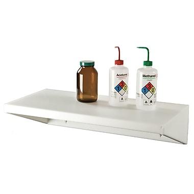 TrippNT HDPE Drying Shelf; 8'' H x 36'' W x 12'' D