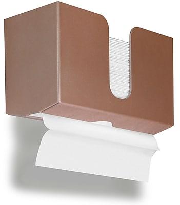 TrippNT Paper Dual Towel Holder; Sparkling Canyon Copper