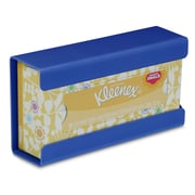 TrippNT Kleenex Small Box Holder; Global Blue