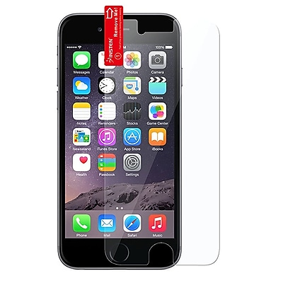 Insten® Clear LCD Screen Protector Film Cover for Apple iPhone 6/6S Plus (1939414)