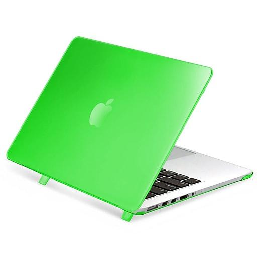 "Insten® Hard Case for Apple Macbook Pro with Retina Display 13"" Green (1991116)"