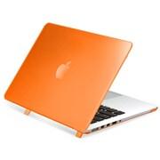 "Insten® Hard Cover Case for Apple Macbook Pro with Retina Display 13"", Orange (1991117)"