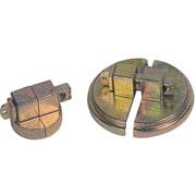 """Justrite® Drum Locks, 1"""" x 3"""", 1"""" x 1 1/2"""", Steel"""