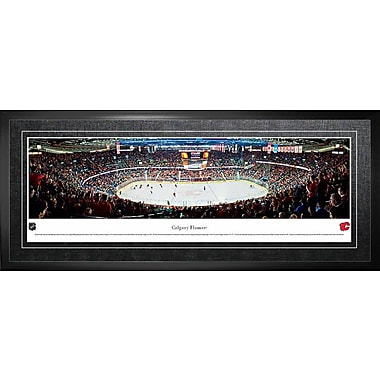 Calgary Flames Framed, Panorama Arena, 21