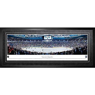 Vancouver Canucks Framed, Panorama Arena, 21