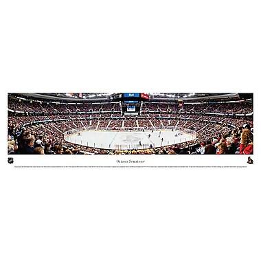 Ottawa Senators Panorama Plaque, Arena, 21