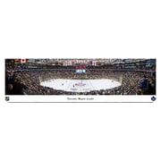 "Toronto Maple Leafs Panorama Plaque, Arena, 21"" x 48"""
