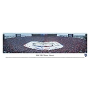 "Toronto Maple Leafs Panorama Plaque, 2014 Winter Classic, 21"" x 48"""
