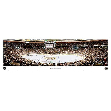 Boston Bruins Panorama Plaque, Arena, 21
