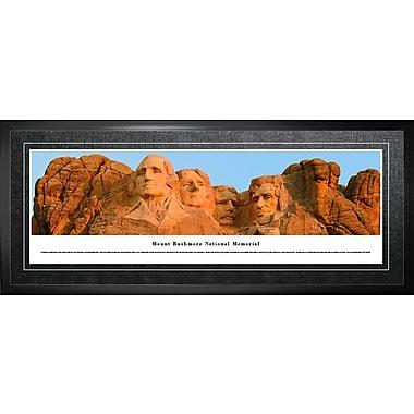 Mount Rushmore Framed, Panorama Day, 21