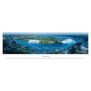 "Niagara Falls Panorama Plaque, Day, 13.5"" x 40"""