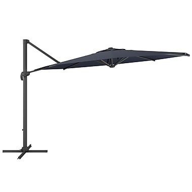 CorLiving PPU-500-U Deluxe Offset Patio Umbrellas