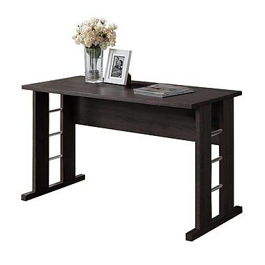 CorLiving WFP-180-D Folio Desk, Black Espresso