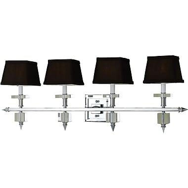 AF Lighting Cluny Four Light Vanity (67684W)