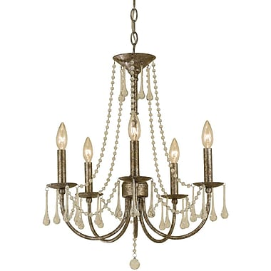 AF Lighting Tracee Mini Chandelier (70065H)