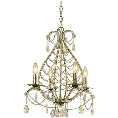 AF Lighting Belinda Mini Chandelier (70084H)