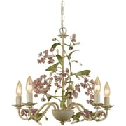 AF Lighting Grace Five-Light Chandelier (70455H)