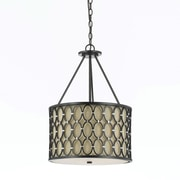AF Lighting 8102 Pendant, Oil Rubbed Bronze (81023H)