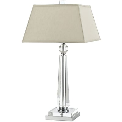 AF Lighting 8211 Crystal Table