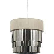 AF Lighting 8231 6 Light Pendant, Ivory (82316H)