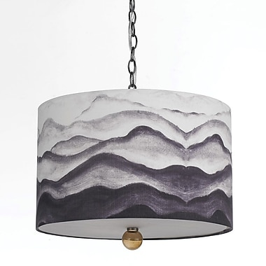 AF Lighting Mountain Air Pendant Lamp (83223H)