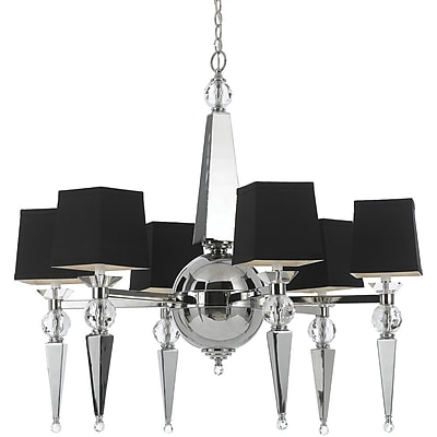 AF Lighting 8405 Chandelier (84056H)