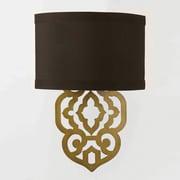 AF Lighting 8425 Wall Sconce, Gold Foil (84252W)