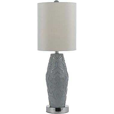 AF Lighting Sweet Dreams Table Lamp, Mist (8428TL)
