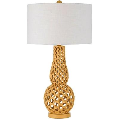 AF Lighting Chain Link Table Lamp, Spanish Villa (8487TL)