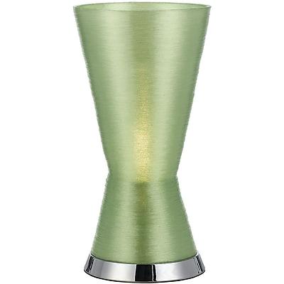 AF Lighting 25 Watt Aimee Recycled Plastic Table Lamp, Green (8575UL)