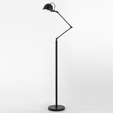 AF Lighting Cooper 4-Way Floor Lamps, White or Black