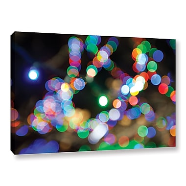ArtWall 'Bokeh 2' Gallery-Wrapped Canvas 16