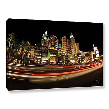 ArtWall 'New York, New York' Gallery-Wrapped Canvas 32
