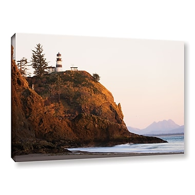 ArtWall 'Lighthouse' Gallery-Wrapped Canvas 12